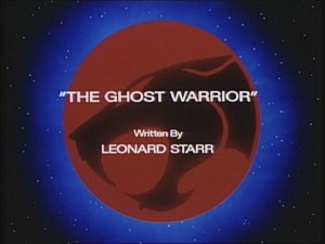 The Ghost Warrior