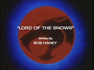Lord of the Snows