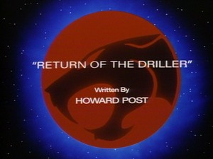 Return of the Driller