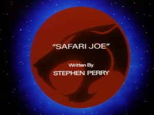 Safari Joe