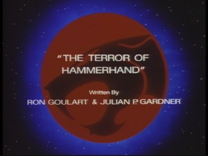 The Terror Of Hammerhand