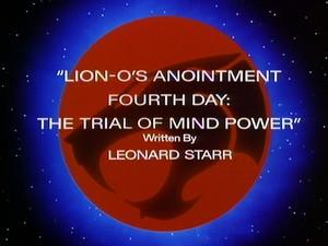 """""""Lion-O's"""