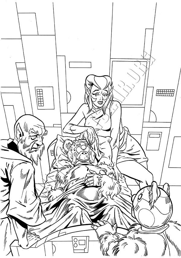Marvel UK - ThunderCats Issue 68 cover