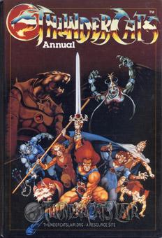 ThunderCats - UK Annual 1987