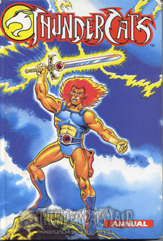 ThunderCats - UK Annual 1989