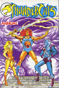 ThunderCats - UK Annual 1990
