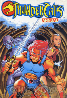ThunderCats - UK Annual 1991