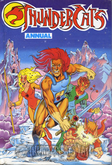 ThunderCats - UK Annual 1992
