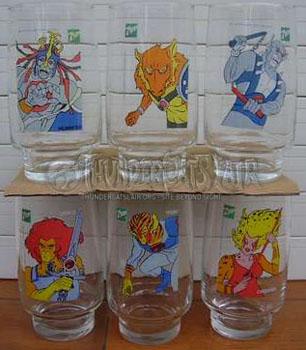 ThunderCats - Drinking Glasses (Argentina)