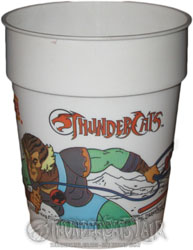 ThunderCats - Burger King Bank Cup - Tygra