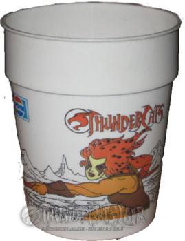 ThunderCats - Burger King Bank Cup - Cheetara