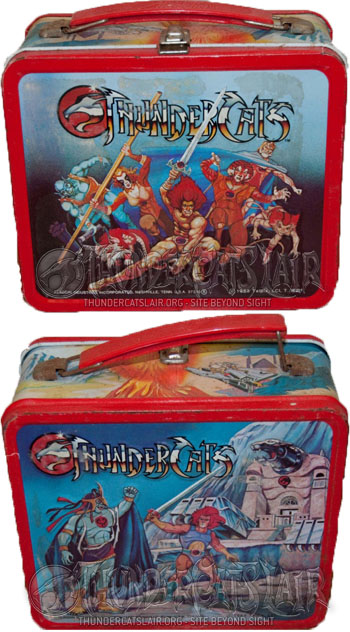 ThunderCats - View Master Reel