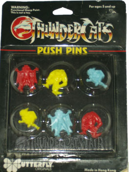 ThunderCats - Push Pins