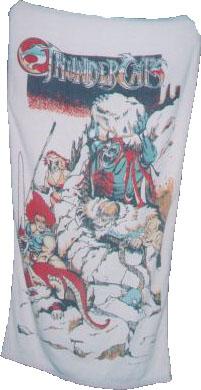 ThunderCats - Beach Towel