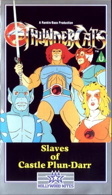 "ThunderCats - UK Videos - ""The Slaves Of Castle Plun-Darr"""