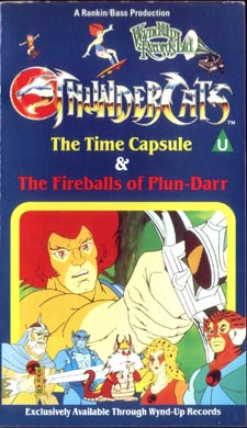ThunderCats - UK Videos - Wynd Up Records Exclusive
