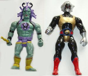 ThunderCats - LJN Toyline - Custom Figures