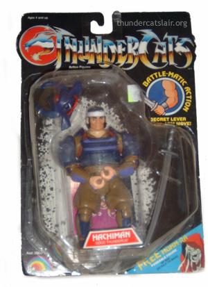 LJN ThunderCats Snowman of Hook Mountain - Mint On Card