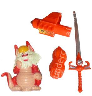 LJN ThunderCats - Lion-O's Accessories