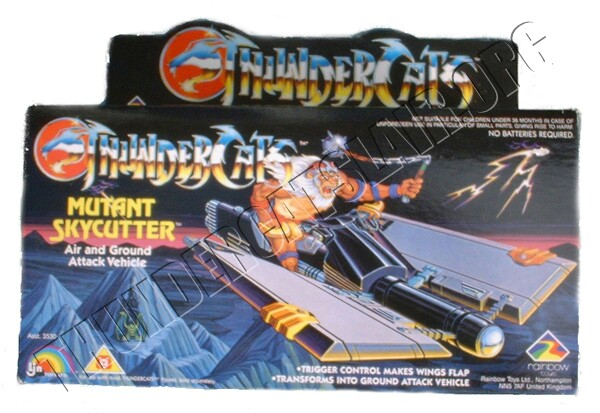 ThunderCats LJN toyline - Boxed Mutant Skycutter