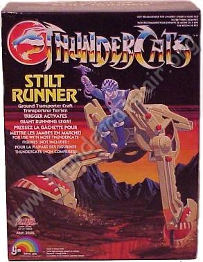 ThunderCats LJN toyline - Boxed Mutant Skycutter