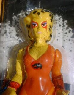 ThunderCats - Variations - Cheetara figure