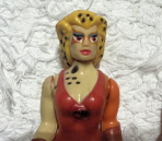 ThunderCats - Variations - Glasslite Cheetara figure