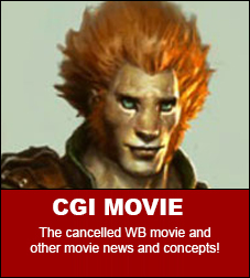 CGI Movie Jerry O'Flagherty, ThunderCats movie