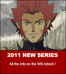 ThunderCats 2011 series, cartoon