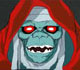 ThunderCats - Animation Art - Ancient Mumm-Ra Closeup