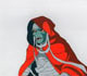 ThunderCats - Animation Art - Mumm-Ra Walking Fast