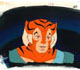 ThunderCats - Animation Art - Tygra Dreamy Headshot