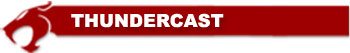 ThunderCast, the world's first ever ThunderCats podcast