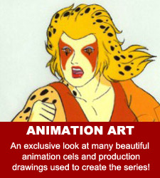 ThunderCats - Animation Art