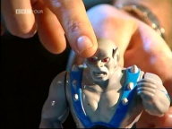 ThunderCats Panthro figure shown in Children's TV on Trial