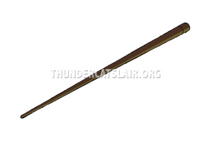 ThunderCats Encyclopedia - Claudus' walking stick