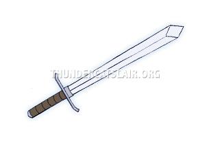 ThunderCats Encyclopedia - Thunderian Sword