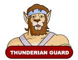 ThunderCats Encyclopedia - Thunderian Guard