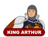 ThunderCats Encyclopedia - King Arthur