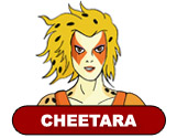 ThunderCats Encyclopedia - Cheetara