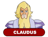 ThunderCats Encyclopedia - Claudus