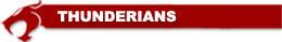 ThunderCats Encyclopedia - Thunderians header