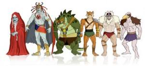 ThunderCats Encyclopedia - Evil Characters