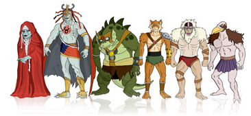ThunderCats Encyclopedia - Evil Characters