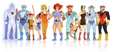 ThunderCats Encyclopedia - Good Characters