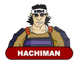 ThunderCats Encyclopedia - Hachiman