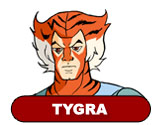 ThunderCats Encyclopedia - Tygra