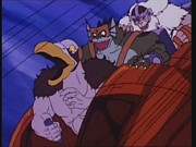 "ThunderCats - Vultureman in ""Lord of the Snows"""