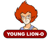 ThunderCats Encyclopedia - Young Lion-O