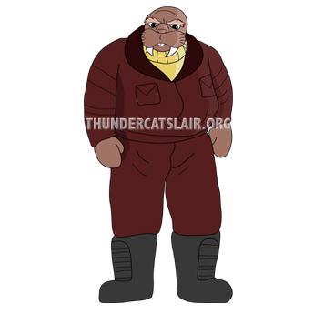 ThunderCats Encyclopedia - Turmagar the Tuska